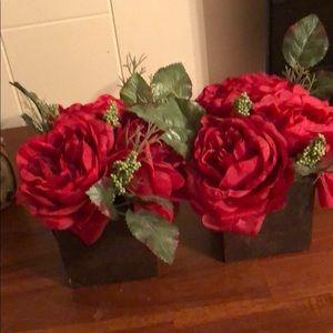 Rose assortment pair